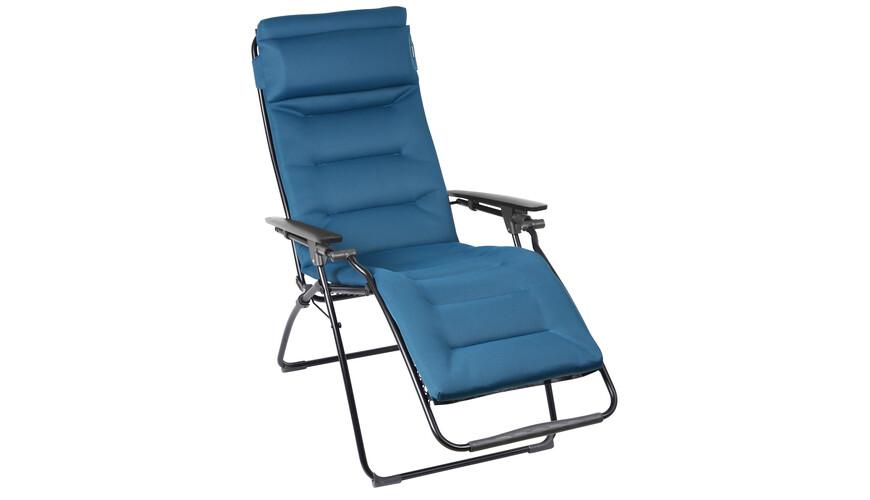 Lafuma Mobilier FUTURA - Siège camping - Air Comfort bleu